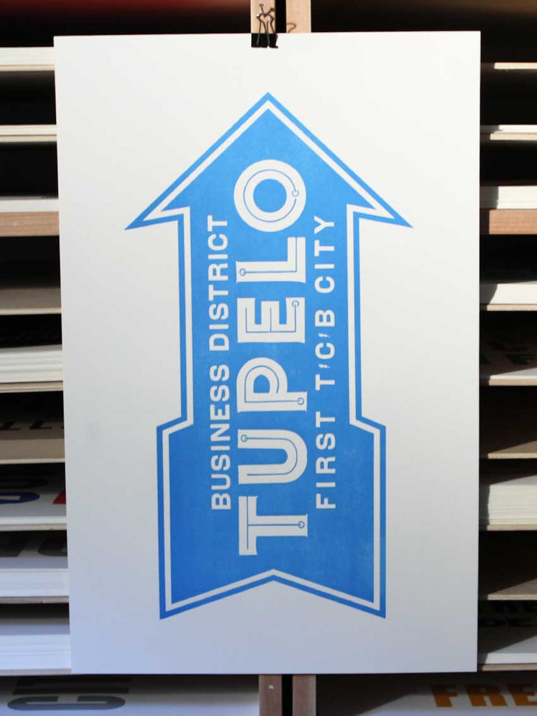 Tupelo - Old Try
