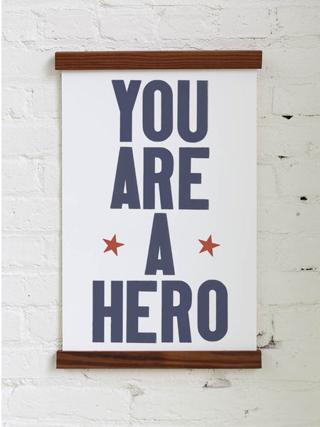 You Are A Hero - Old Try
