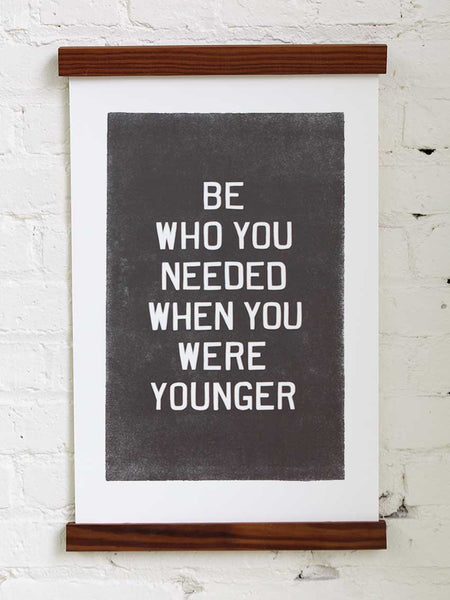 Be Who You Needed - Old Try
