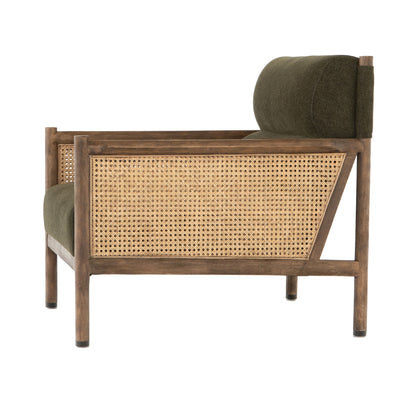 Kempsey Chair - Sutton Olive