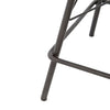 Diaw Counter Stool - Havana/Waxed Black
