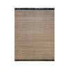 Hand-woven outdoor and indoor rug