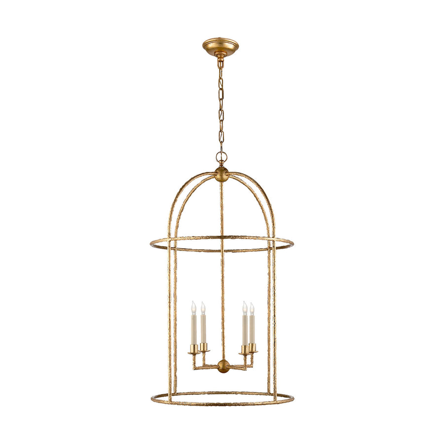 4 Light 21 inch Foyer Pendant Ceiling Light