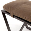 Darrow Bench - Umber Grey