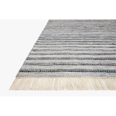 Rey Rug - Denim / Natural