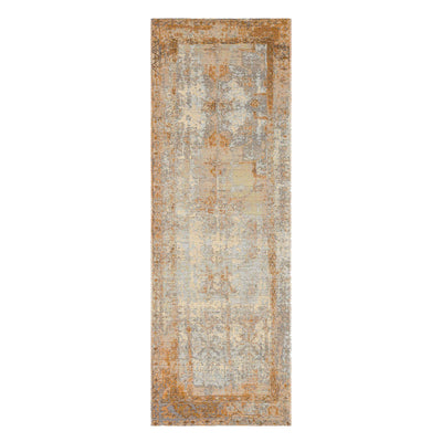 Mika Rug - Ant. Ivory / Copper