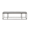 Harlow Small Coffee Table - Bluestone