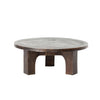 Cruz Coffee Table - Antique Rust