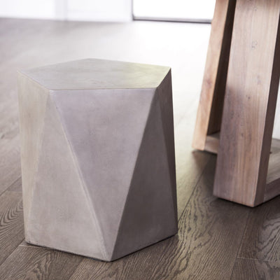 Gem Outdoor Stool