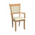Custom Dining Arm Chair {CB-1223}