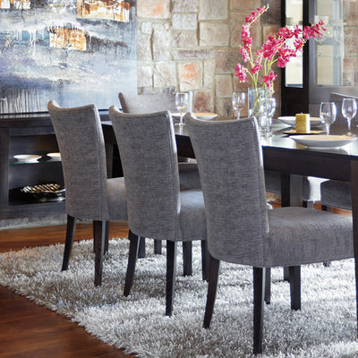 Bellevue Custom Dining Chair {C-1371}