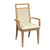 Custom Dining Arm Chair {C-1453}