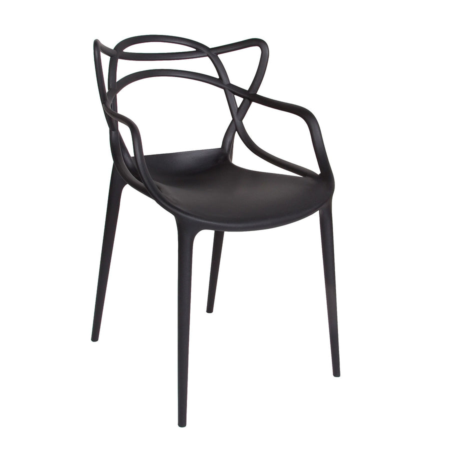 Crane Chair – Matte Black