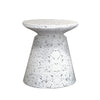 Vintage Terrazzo Side Table / Stool