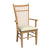 Custom Dining Arm Chair {C-599}