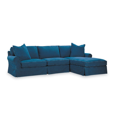 Sanford Sectional {7117}
