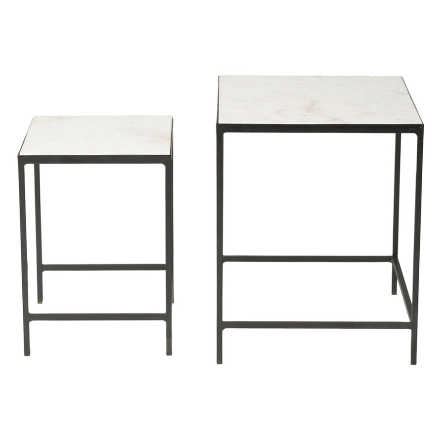 Bianco Nesting Tables