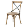 Cross Back Chairs (97259722)