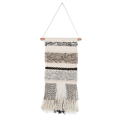 Boho Paris Macrame Wall Hanging