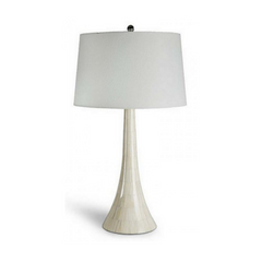 Bone Trompette Table Lamp