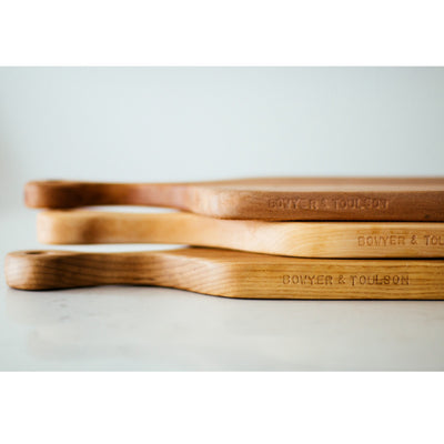 Bowyer & Toulson Serving Boards