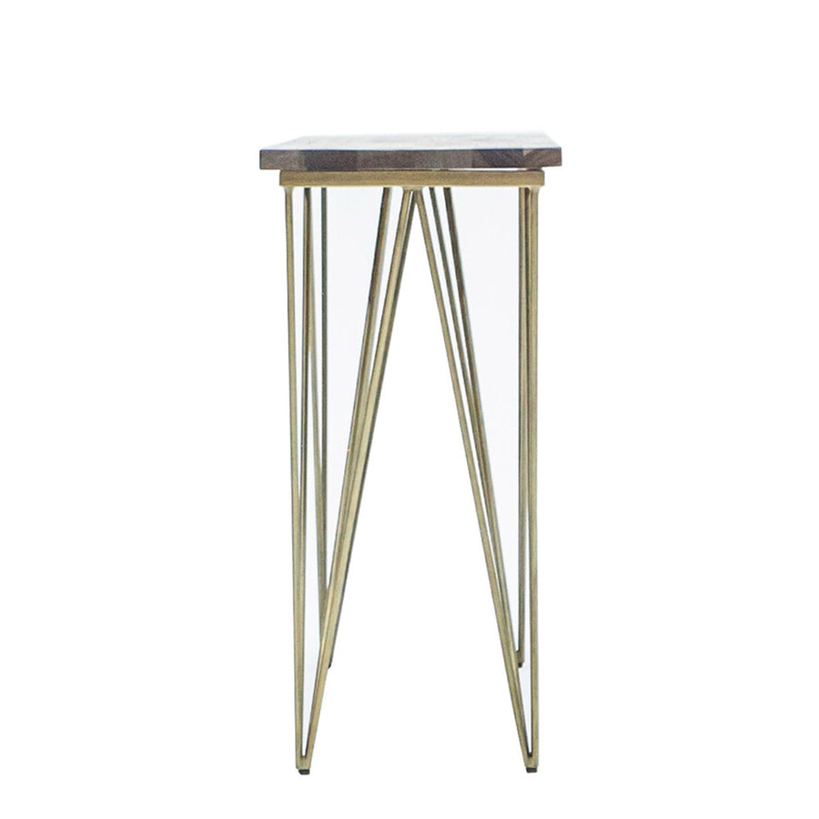 Brandy Console Table