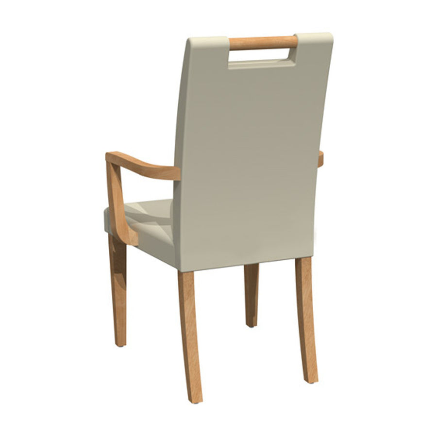 Beaumont Custom Dining Arm Chair {CB-1464}