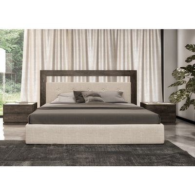 Cloe Upholstered Bed with Storage