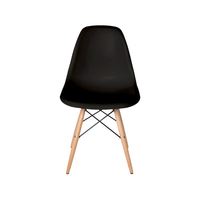 Cairo Chair - Black + Blonde