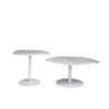 Hanna Shape Marble Tables