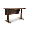 Invigo Sit-Stand Desks -  Walnut
