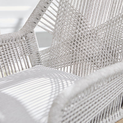 Loom Arm Chair - Taupe