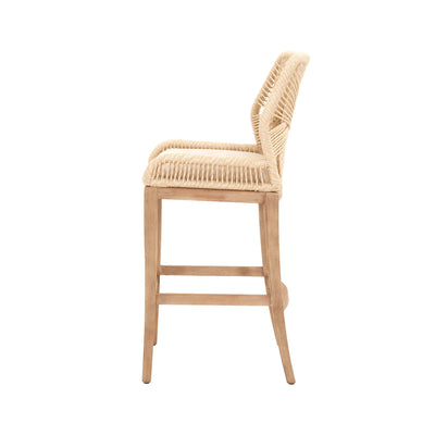 Loom Bar Stool - Sand