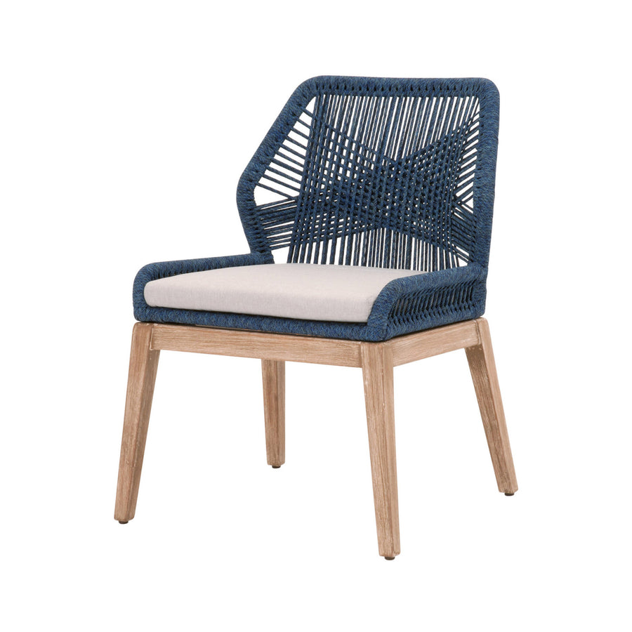 Loom Dining Chair - Special Edition Indigo