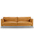 Mission Leather Sofa