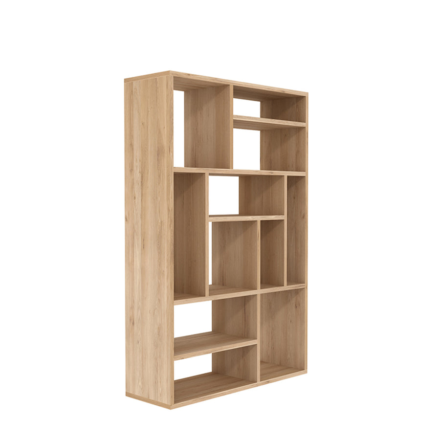 Oak Small M Rack