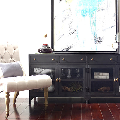 Shadow Box Media Console