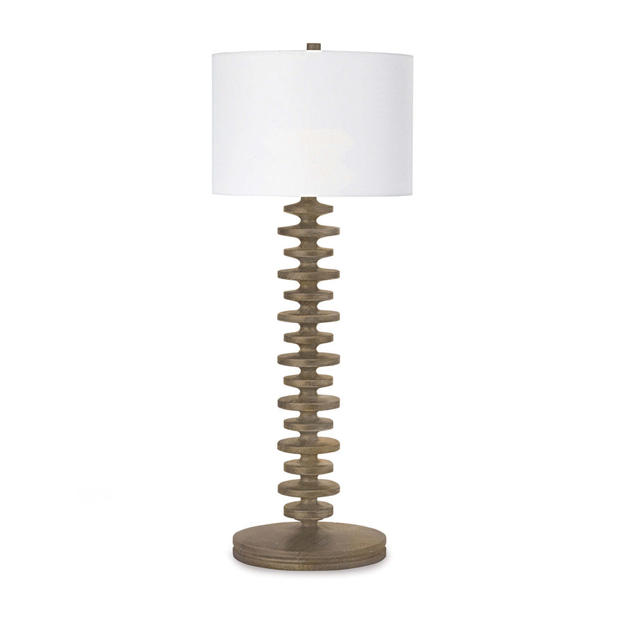 Fishbone Table Lamp