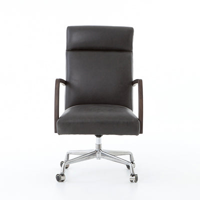 Bryson Leather Desk Chair