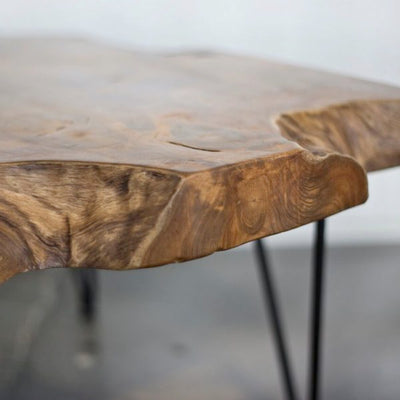 Riverside Hairpin Coffee Table