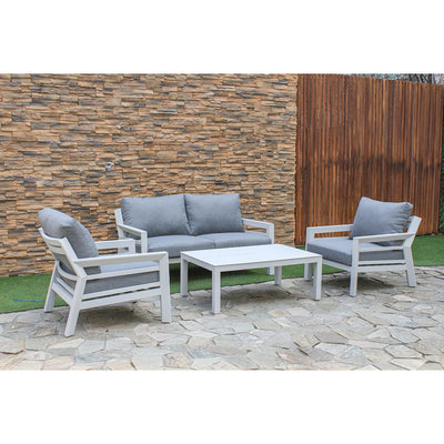 Hampton Outdoor Loveseat