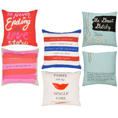 Kate Spade Yorkville Pillows