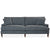 Lexington 2 Seat Sofa {3063)