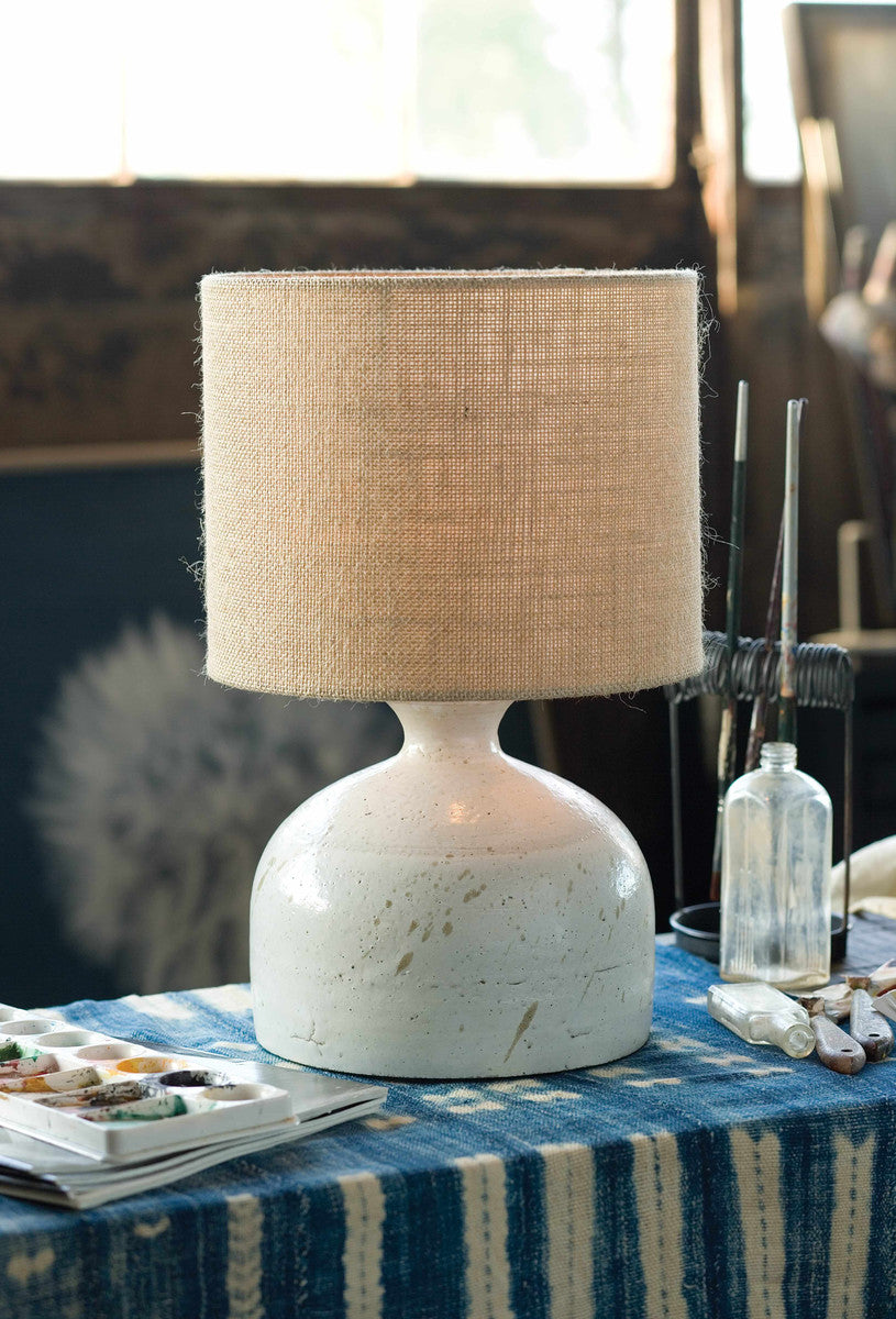 Marseille Ceramic Table Lamp