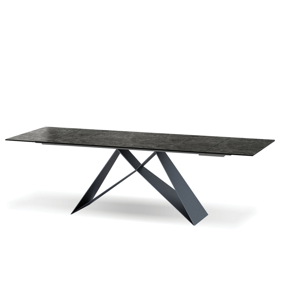 "The ""W"" Extension Dining Table"