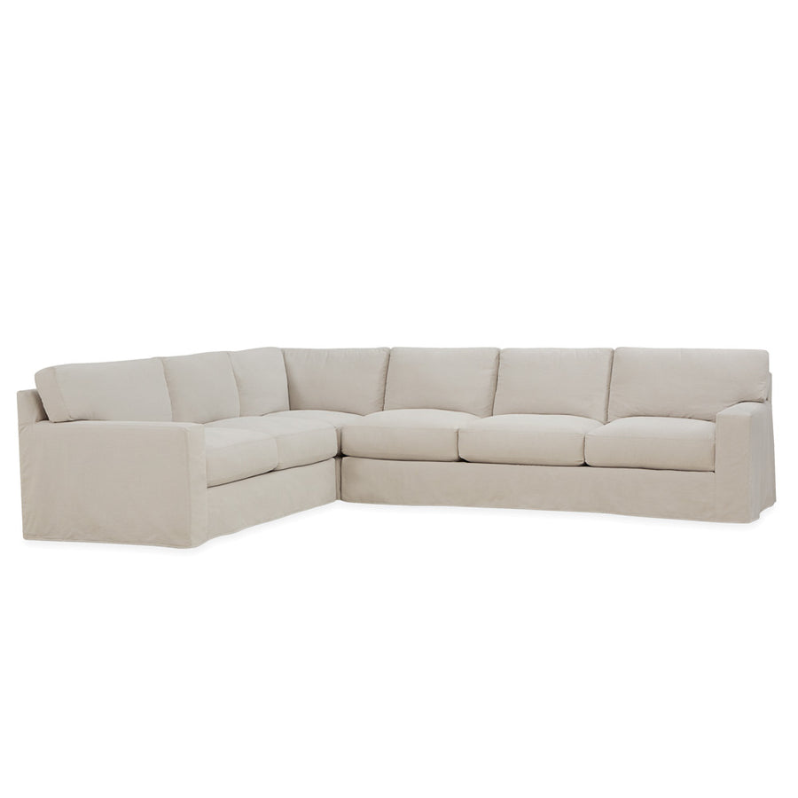 Newport Sectional {7922}
