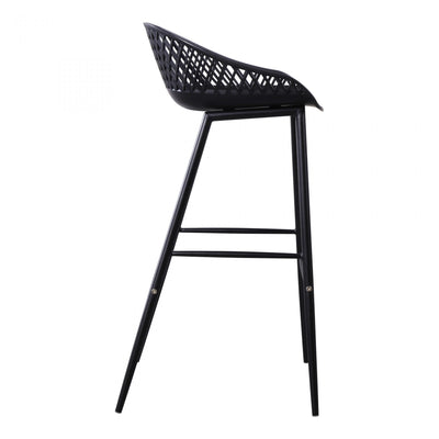 Piazza Outdoor Barstool - M2