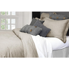 RJS Morgan Duvet and Pillow Shams