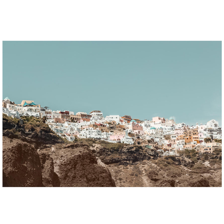 Santorini Skyline (Greece)