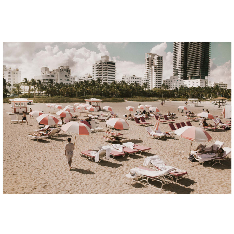 Pink Umbrellas (Miami)